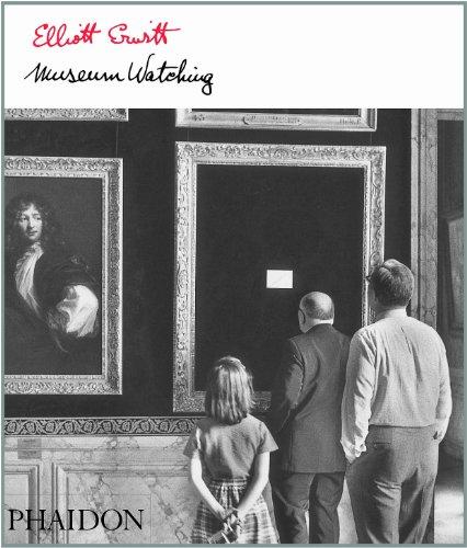 9780714863115: Elliott Erwitt: Museum Watching (Photographs)