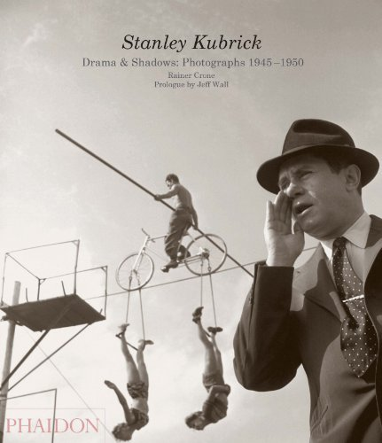 9780714863139: Stanley Kubrick. Drama & shadows: photographs 1945-1950