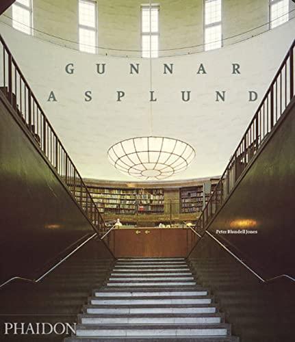 9780714863153: Gunnar Asplund. Ediz. inglese
