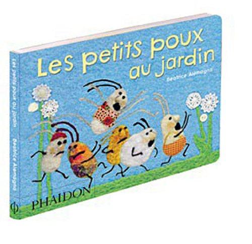 9780714863245: Les petits poux au jardin