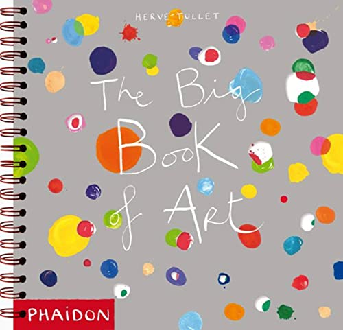 9780714863498: Herve Tullet: The Big Book of Art