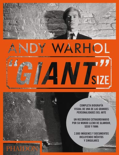 9780714863733: ESP ANDY WARHOL GIANT SIZE(9780714863733)