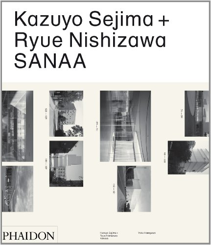 9780714863887: Kazuyo Sejima + Ryue Nishizawa: SANAA: (CANCELLED)