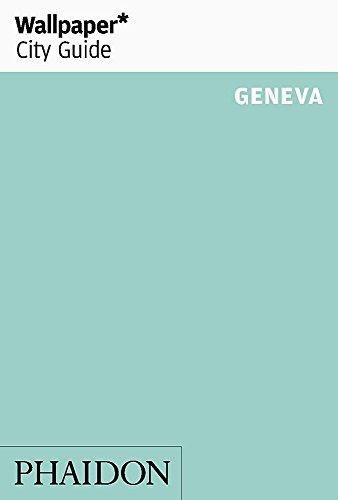 9780714864235: Wallpaper* City Guide Geneva