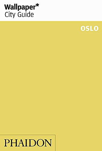 9780714864334: Wallpaper City Guide Oslo 2013 (Wallpaper City Guides)