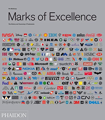 9780714864747: Marks Of Excellence. The History And Taxonomy Of Trademarks - Revised And Expanded Edition