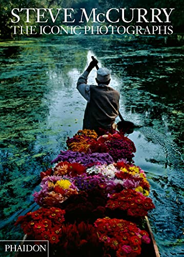 9780714865133: Steve McCurry. The Iconic Photographs (Fotografia)