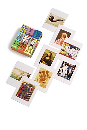 9780714865171: Art Box Postcards 2012