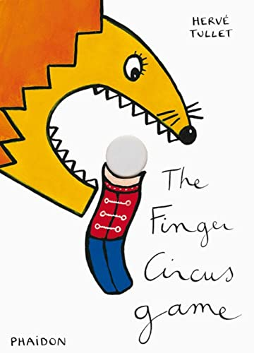 9780714865317: The finger circus game