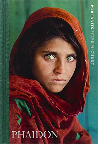 Portraits: McCurry, Steve