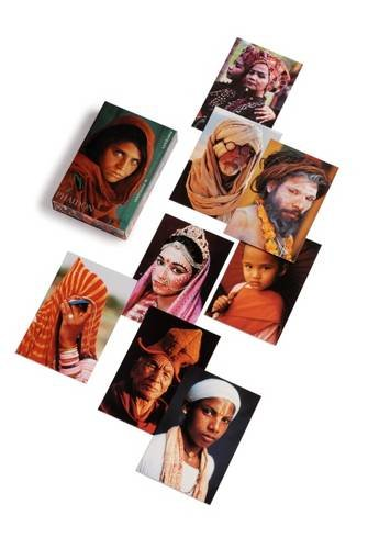 9780714865393: Steve McCurry, Portraits Postcards