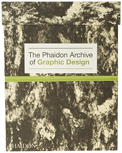 9780714865591: The Phaidon Archive Of Graphic Design. Phaidon Club Edition