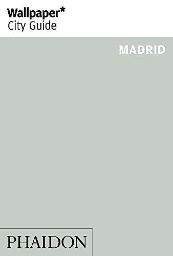 9780714866512: Wallpaper. City Guide. Madrid 2014