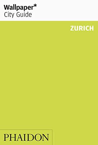 9780714866604: Zurich. Ediz. inglese