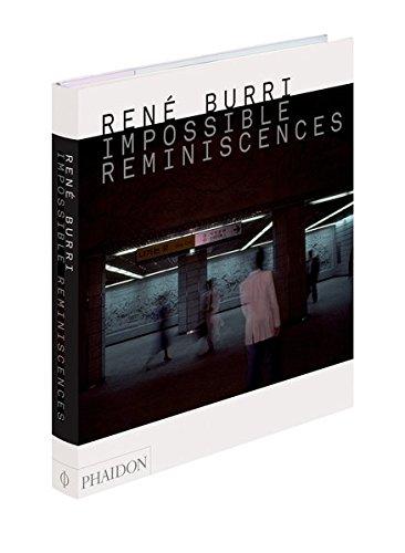 Impossible Reminiscences mit deutscher Textbeilage: René Burri