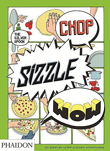 9780714867465: Chop, sizzle, wow. The silver spoon