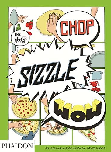 9780714867465: Chop, Sizzle, Wow