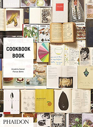 Cookbook Book: Florian Bohm, Annahita Kamali, Colman Andrews
