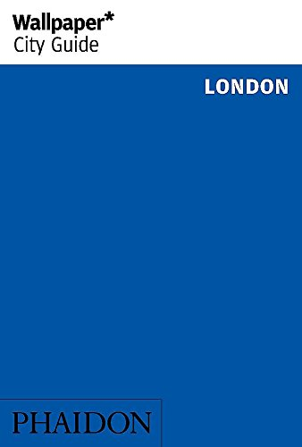 9780714868493: Wallpaper* City Guide London 2015