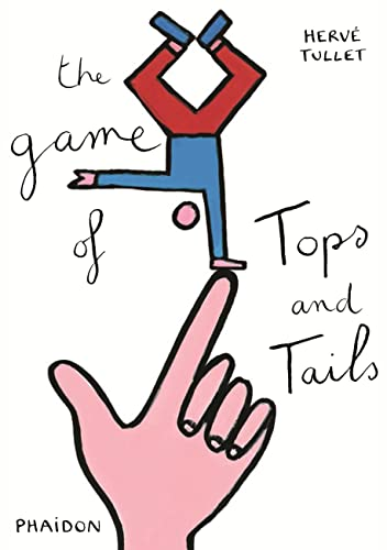 9780714868745: The Game Of Top & Tails (Libri per bambini)