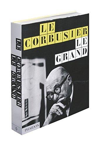 9780714869162: Le Corbusier, Le Grand: Midi Edition (deutschsprachig)