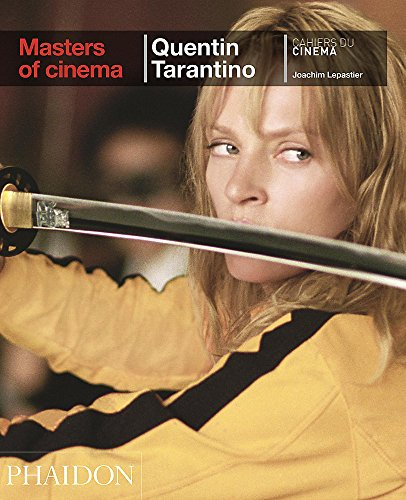 9780714869278: Quentin Tarantino: Masters of Cinema