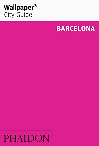 9780714869308: Wallpaper* City Guide Barcelona 2015