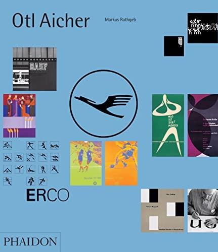 9780714869384: Otl Aicher. Ediz. inglese