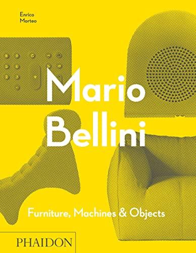 Mario Bellini (Hardback): Enrico Morteo