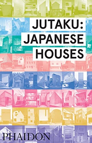 9780714869629: Jutaku: Japanese Houses