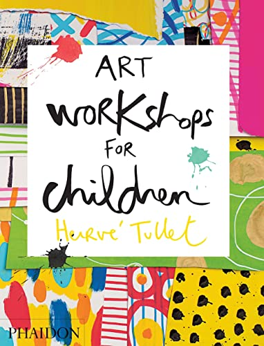 9780714869735: Art Workshops for Children