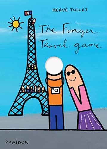 9780714869773: The Finger Travel Game