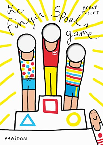 9780714869797: The Finger Sports Game