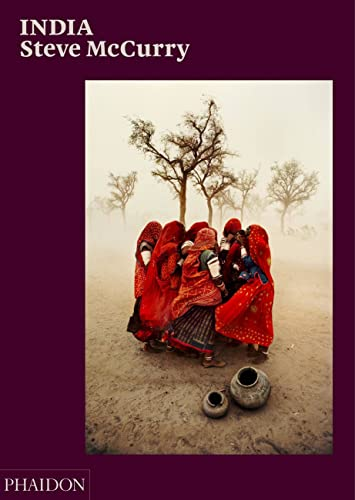 India (Hardback): Steve McCurry, William Dalrymple
