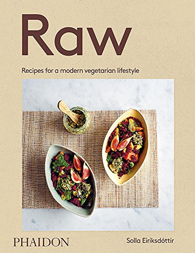 9780714871141: Raw: Recipes for a modern vegetarian lifestyle