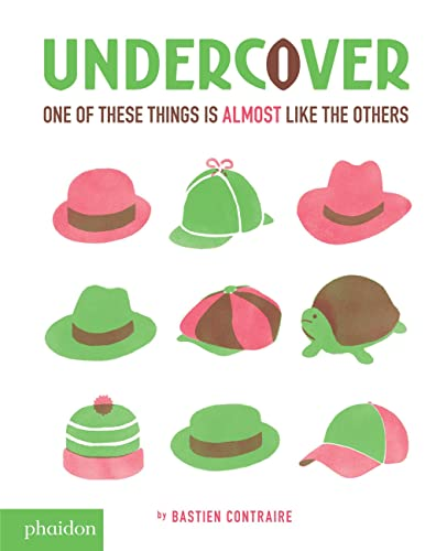 9780714872506: Undercover. One of these things is almost like the others. Ediz. illustrata (Libri per bambini)