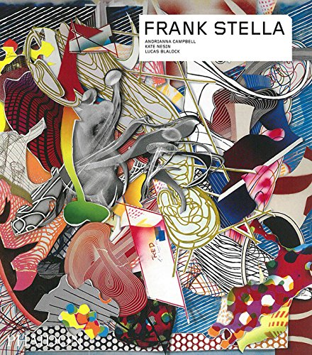 9780714874593: Frank Stella (Contemporary artists series): Andrianna Campbell, Kate