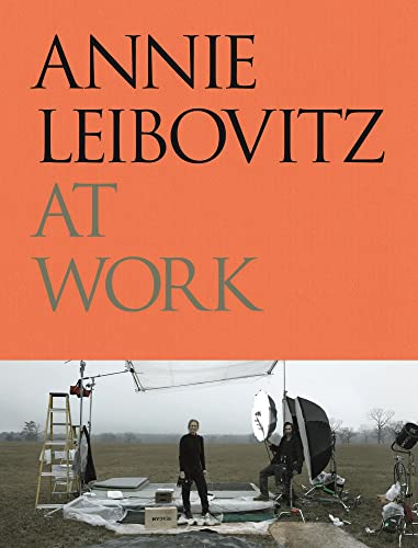 9780714878294: Annie Leibovitz at work