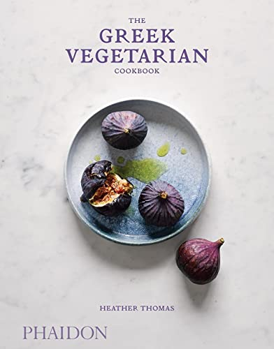 9780714879130: The greek vegetarian cookbook