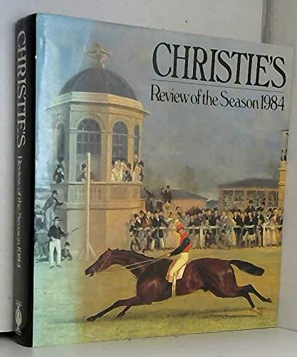 Christie S. Review of the Season 1984.