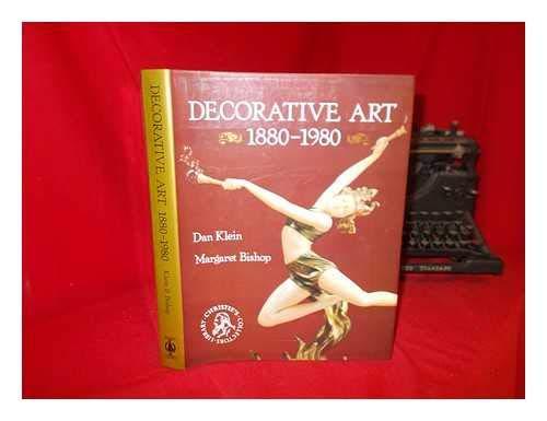 9780714880259: Decorative Art 1880-1980 (Christie's Pictorial Histories)