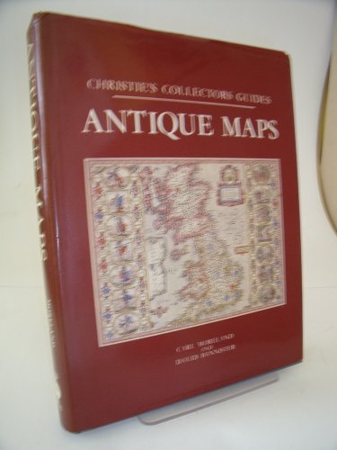 Antique Maps: Christie's Collector's Guide (Christie's collectors guides): Moreland,...