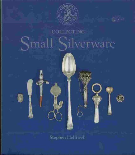 9780714880471: Collecting Small Silverware