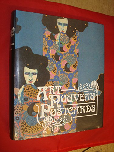 9780714880488: Art Nouveau Postcards (Christie's collectors library)