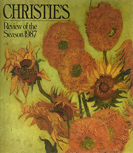 9780714880549: Christie's Review of the Season