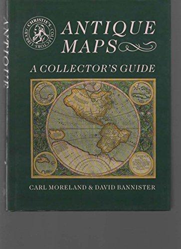 9780714880648: Antique maps (Christie's collectors guides)