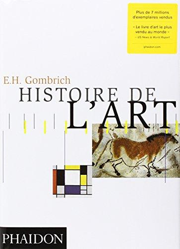 9780714892061: Histoire de l'art (Beaux arts - Gombrich)