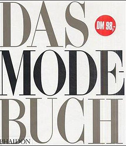 9780714892641: Das Modebuch