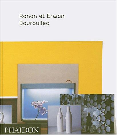 9780714893624: Ronan et Erwan Bouroullec (Design - Monographie designer - promotion)