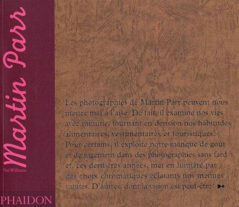 9780714893709: Martin parr version française